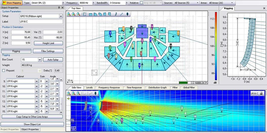 Diseño y Acústica | AUDIOPRO